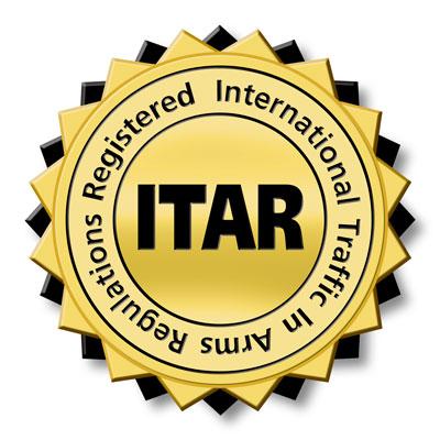 D&H Industries ITAR Seal