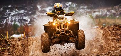 ATV Industry Metal Stamping