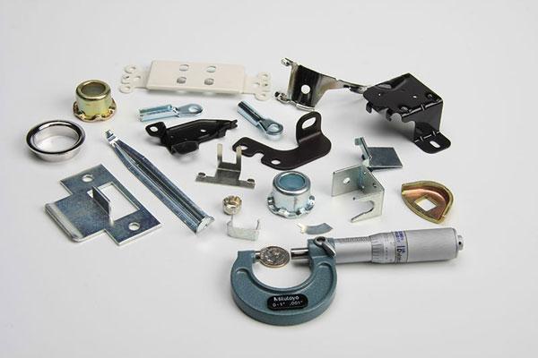 Various Materials Stampings
