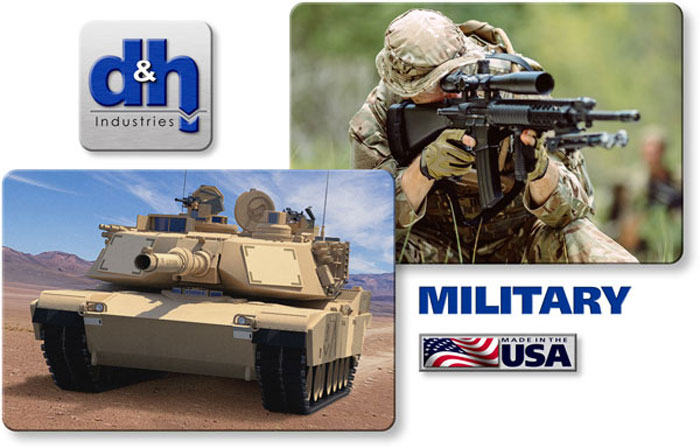 Military Parts and Military Assemblies