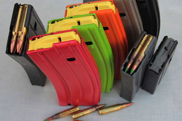 Custom Color Magazines